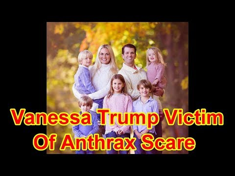 Donald Trump Jr Target Of Anthrax Scare, Wife Taken To Hospital