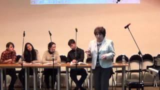 Е.М.Золина, открытый урок на Педчтениях-2013