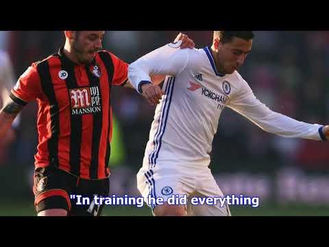 Premier league: hazard hails 'top player' salah   goal.com