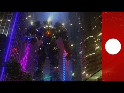 Monstruos y robots gigantes lo ltimo de Guillermo del Toro