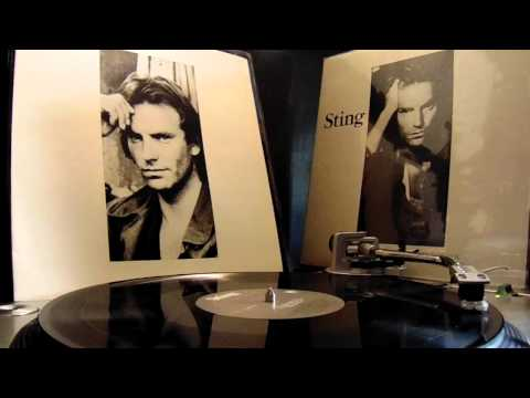 Sting  Well be Together Vinyl