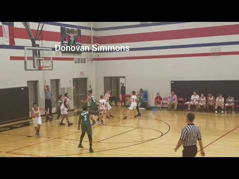 Danny Jones Middle School Basketball