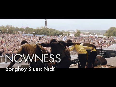 Malian rock band Songhoy Blues at Glastonbury 2015