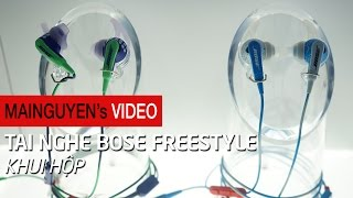 khui hop tai nghe cao cap bose freestyle - wwwmainguyenvn