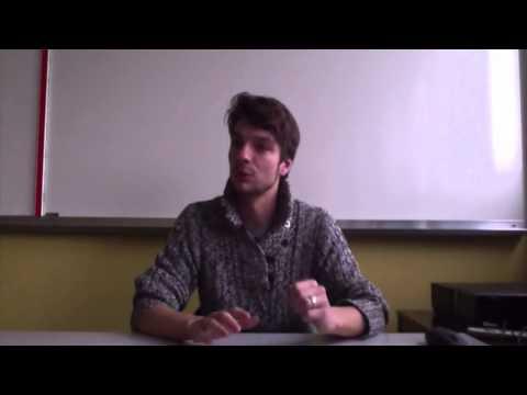 Interview de Damien Provost (étudiant en licence professionnelle GRH)