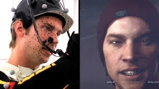 inFAMOUS Second Son: Emotion Capture (ft. Troy Baker as Delsin Rowe)