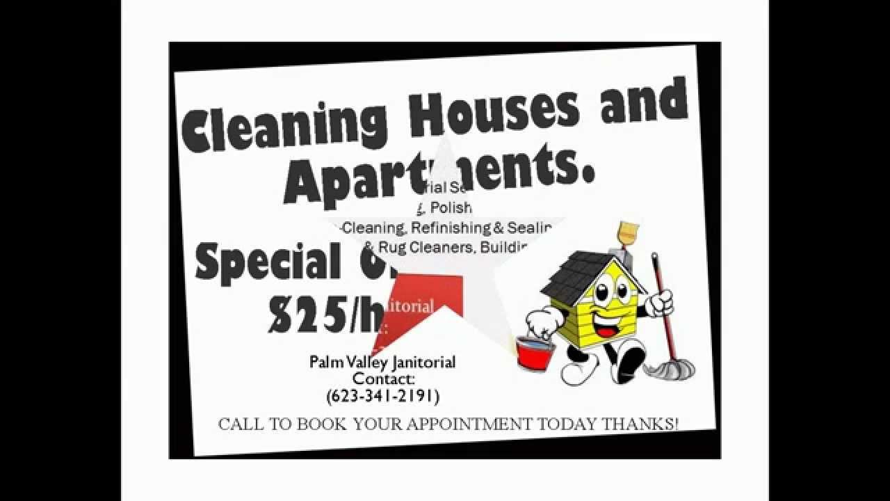 Tarjetas de limpieza de casas gratis - Limpieza en casa ...