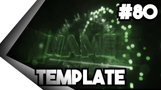 #80 PZP - AMAZING 3D INTRO TEMPLATE!! - [4K] - By Richardo FX
