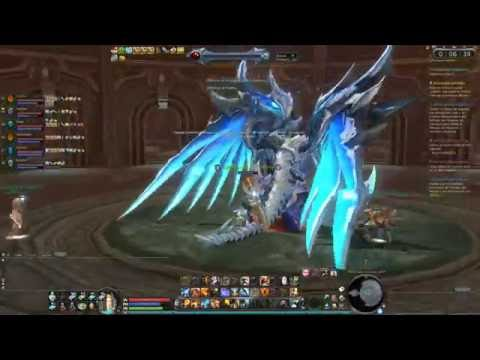 AION | gameplay dungeon (Miren) (Gunner)