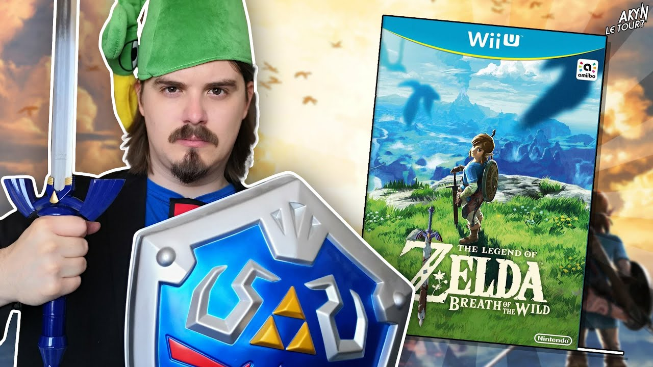 Akyn Le Tour ? - Zelda Breath Of The Wild [Wii U]