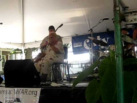 Alberta Adams - Please Remember Me - Great Lakes Folk Festival 2010.