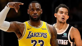 Los Angeles Lakers vs Atlanta Hawks Full Game Highlights | December 15, 2019-20 NBA Season