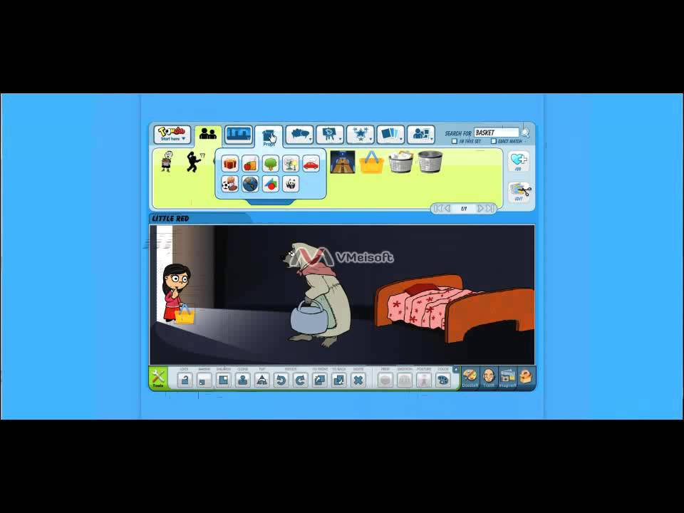 how to make a comic strip on a computer