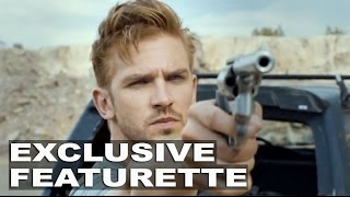 The Guest: Exclusive Featurette with Maika Monroe & Brendan Meyer
