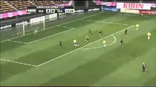 2012 Kirin Cup   USA vs Brazil