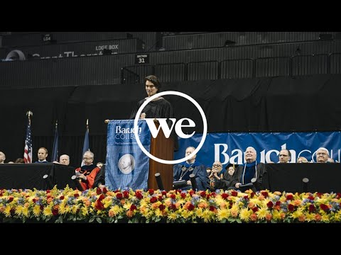 Adam Neumann's Commencement Address: Baruch College, 2017