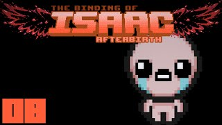 Binding of Isaac: Afterbirth - HAVE A HEART CHALLENGE 25 [E08]