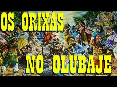 Omolu chama os Orixás para o Xirê - Olubajé com letra e tradução