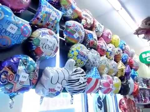 Dollar Tree Happy Valentines Day Birthday Ballons
