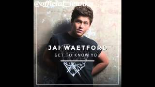 Jai Waetford - Get To Know You - EP