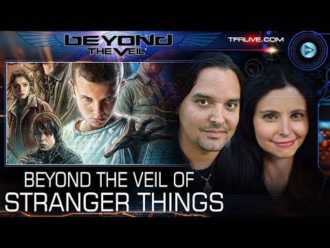 Stranger Things (NETFLIX REVIEW) of the Artificial Intelligence Matrix - Beyond The Veil Livestream
