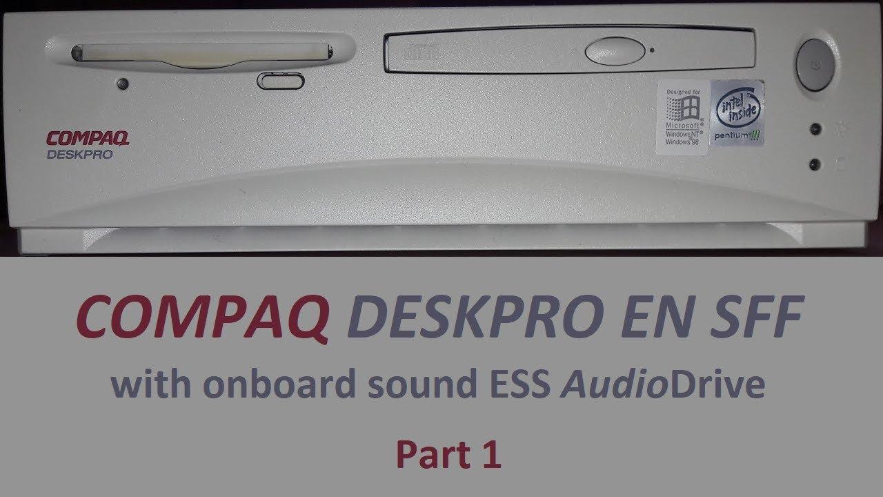 COMPAQ PREMIER SOUND ES1869 DRIVER FOR MAC