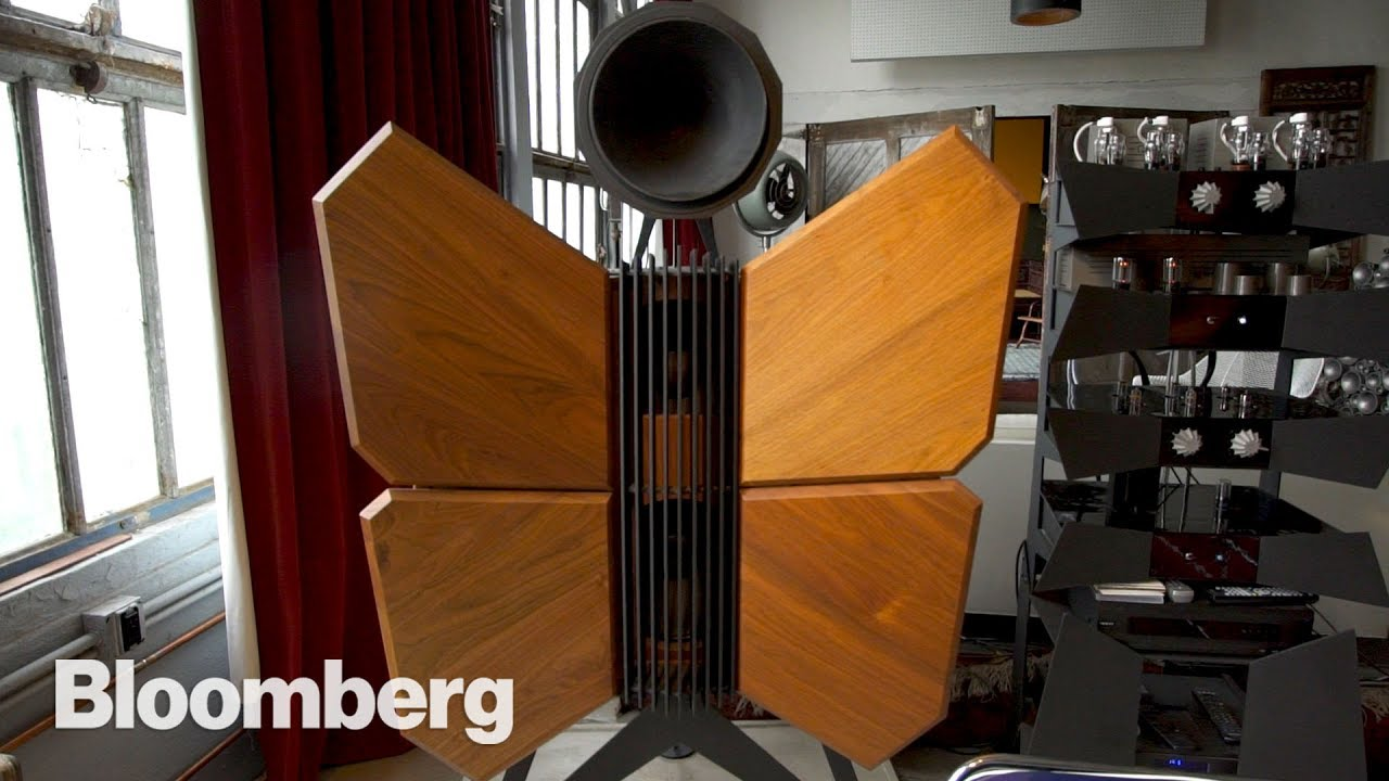 How A 300000 Speaker Is Made Youtube Karlsson Jam Wall Clock Mr White Numbers Steel Polished D375cm S1 E1