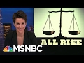 Court Hands President Donald Trump A Loss And A Lesson On Ban | Rachel Maddow | MSNBC