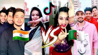 جزائريـون ضد الأجـانب على تيك توك  جزء #3 TiK ToK algeria VS india
