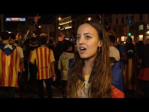 تهديدات مدريد.. وتظاهرات كتالونيا  - نشر قبل 2 ساعة