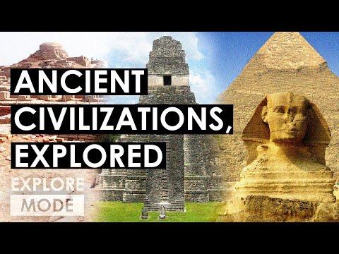 History Explored: Ancient Civilizations Around the World | EXPLORE MODE