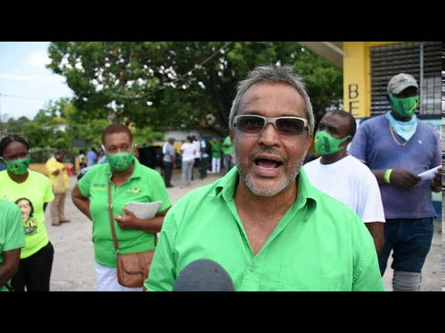 Political Posters, Boards Defaced In North East St. Ann | News | CVMTV