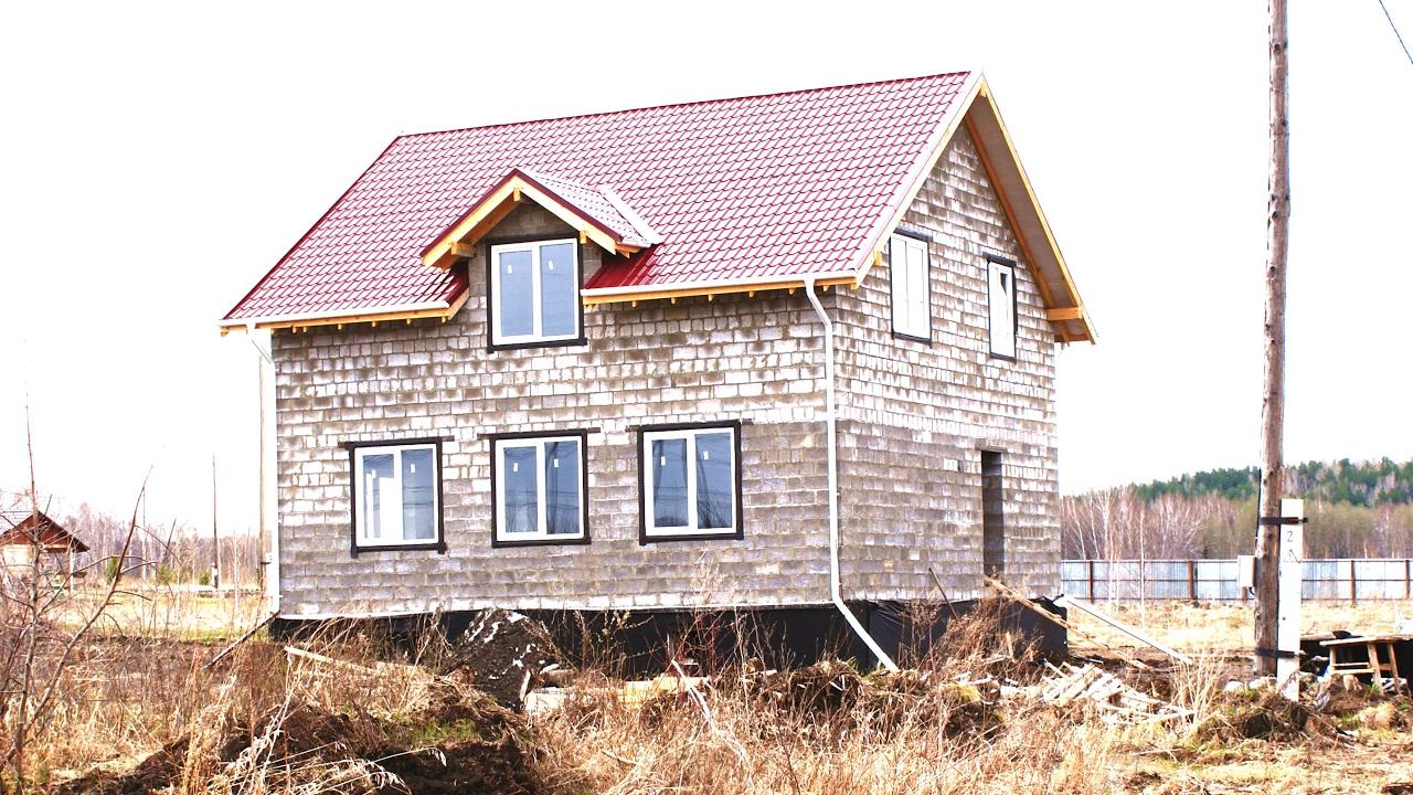 Строю частную панельку : как выглядит первый нетиповой дом