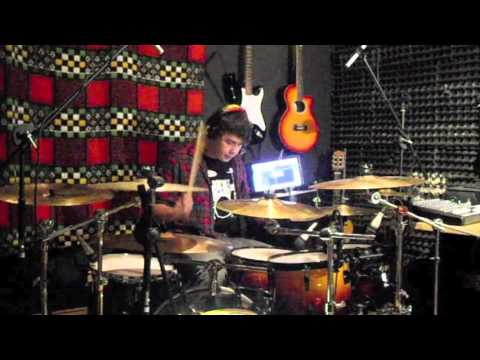 Broken Hearts Parade - Good Charlotte (Drum Cover)