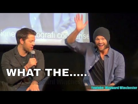 Top 5 Jared Padalecki Drunk Moments