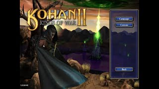 The Seeker has a Knight - Kohan II: Kings of War- esp 2