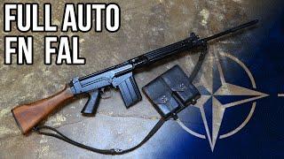 FN FAL Full Auto