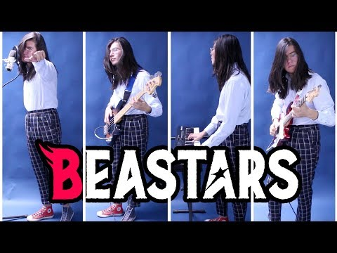 """「BEASTARS」OP - """"Wild Side"""" By ALI (Band Cover)"""