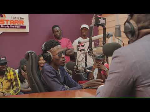 Shatta Wale talks about becoming MUSIGA President, rots in the industry & owning a TV station