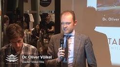 """Oliver Völkel zum Thema """"Bitcoin als Zahlungsform für den Handel"""" (13. April 2017)"""
