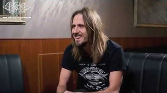 Interview with Olli-Pekka Laine of Amorphis @ Tel Aviv, Israel