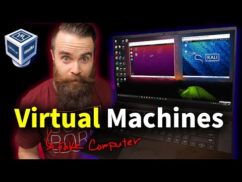 you need to learn Virtual Machines RIGHT NOW!! (Kali Linux VM, Ubuntu, Windows)