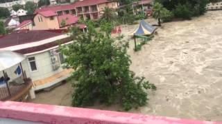 Наводнение в Сочи,Кудепста | 25.06.2015.(25.06.2015. Наводнение в Кудепсте., 2015-06-25T10:14:57.000Z)