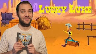 Lucky Luke sur Playstation
