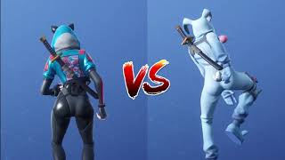 Fortnite Get emote funky [ 1 HOUR VERSION ] ' Bunny brawler VS Lynx
