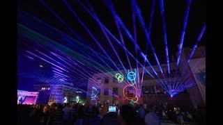 На оновленій площі в Умані відкрито найбільші пішохідні фонтани в Україні