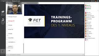 FTC Academy - Первое тестовое обучение для партнёров из Германии | Upavla.ru