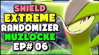 Nessa's LEGENDARY Pokemon?? - Pokemon Sword and Shield Extreme Randomizer Nuzlocke Episode 6