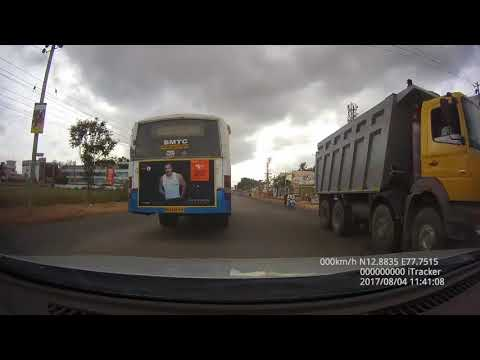 Learn to Drive in India - Sarjapura to Bangalore ORR