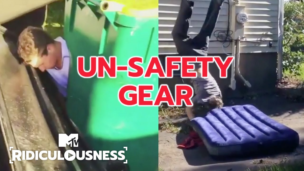 Chanel West Coast Is The Queen of Safety 101 | Ridiculousness